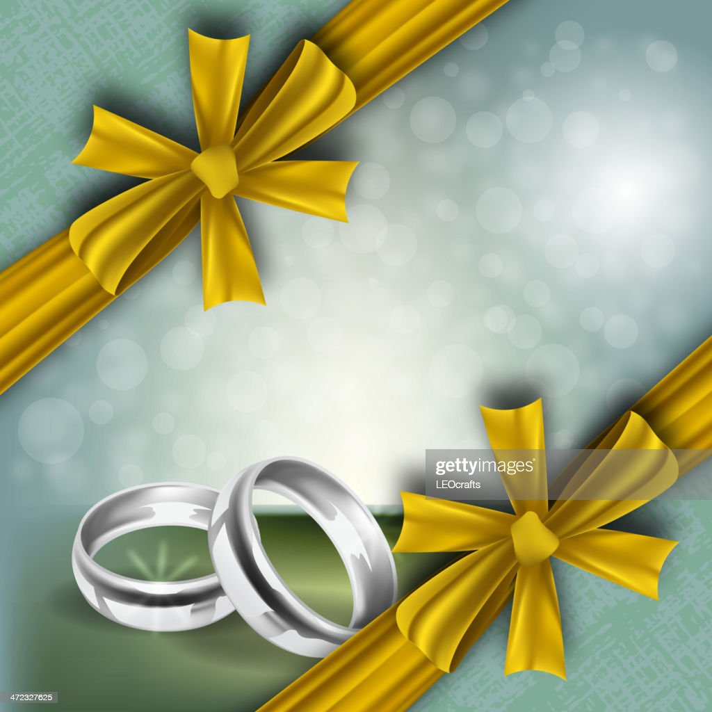Beautiful Wedding Invitation Card Vector Art | Getty Images