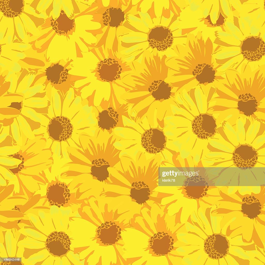 Beautiful yellow flowers floral background vector art getty images beautiful yellow flowers floral background vector art izmirmasajfo