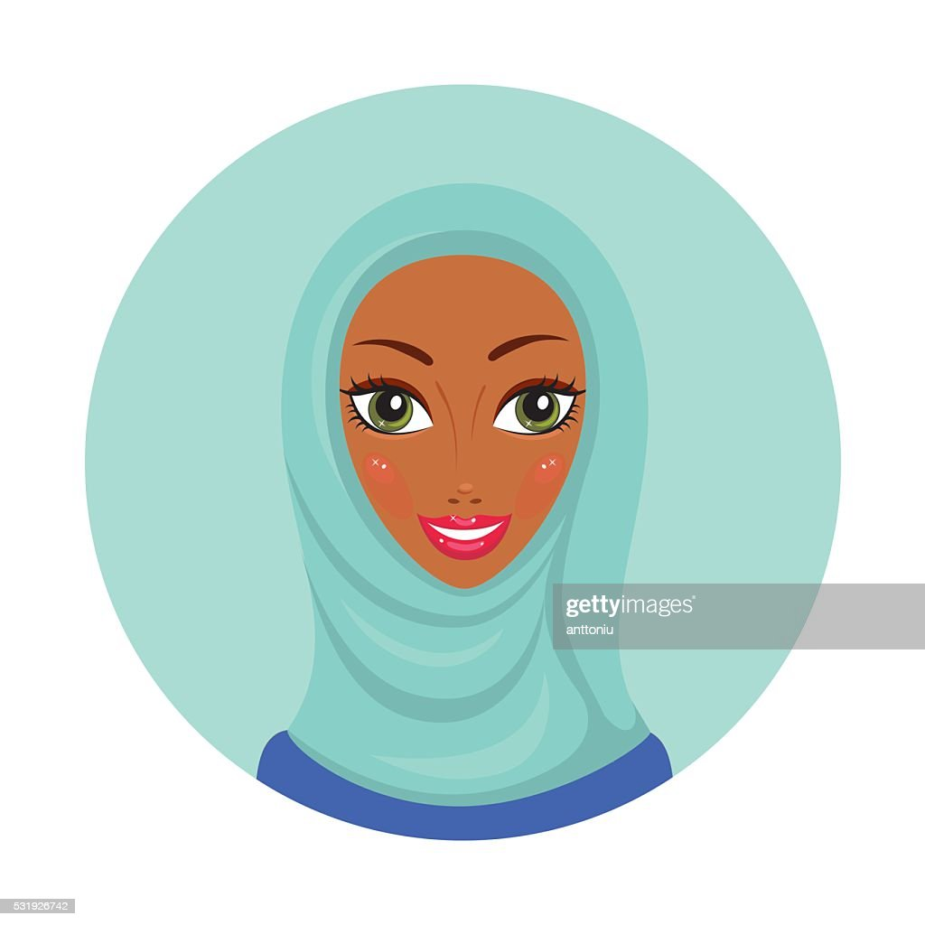 schone hijab madchen