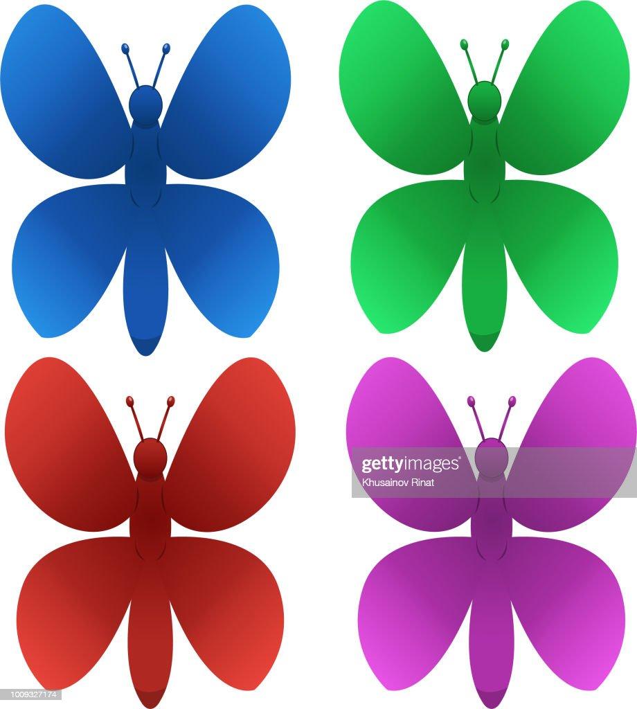 beauty butterflies
