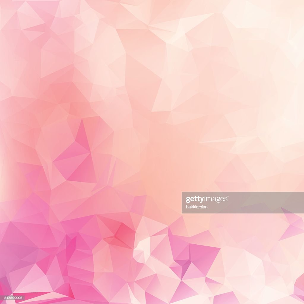Beauty & Fashion concept abstract geometric beautiful background