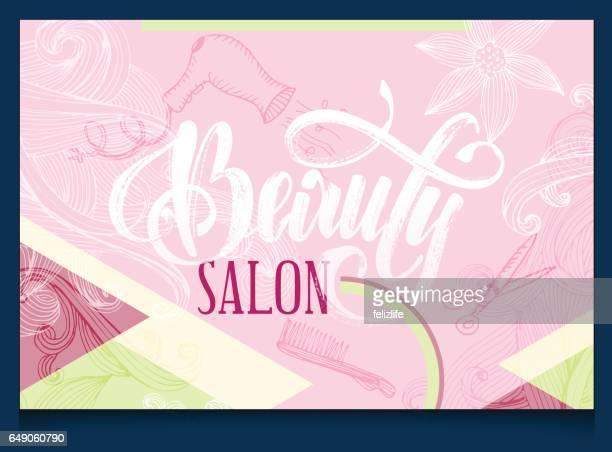Beauty-Salon-Plakat