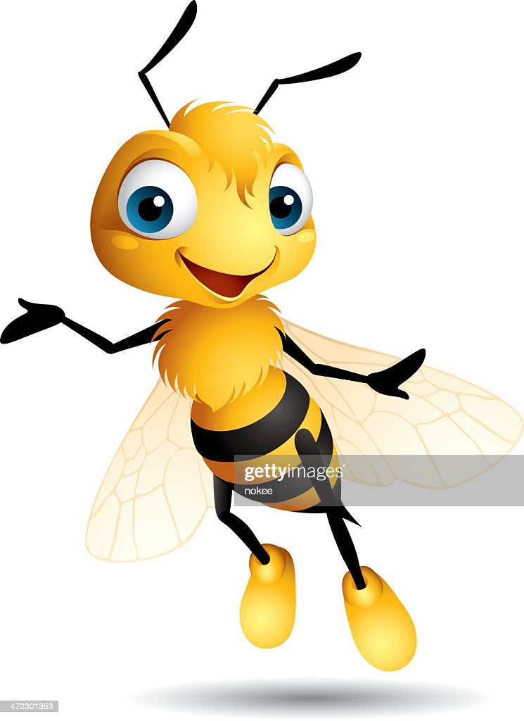 bee vector art getty images rh gettyimages com bee vector art bee vector file