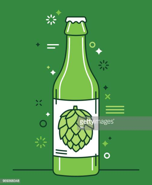 Beer Bottle Brewing