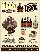Beer design set