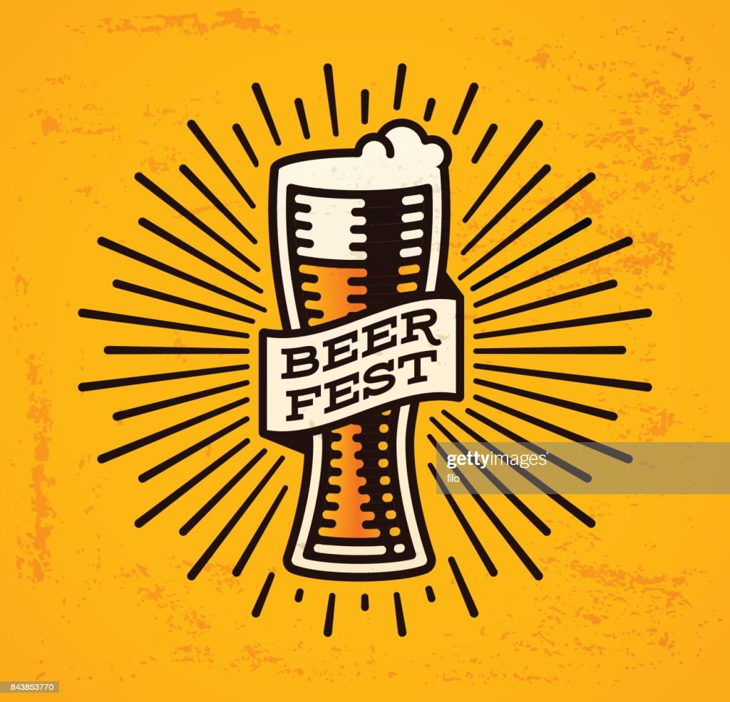Beer Fest : stock illustration