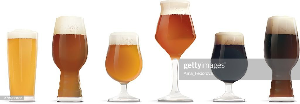 Beer glass | Types of Beer