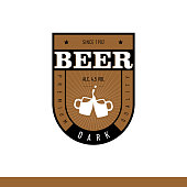 Free Beer Label Clipart and Vector Graphics - Clipart me