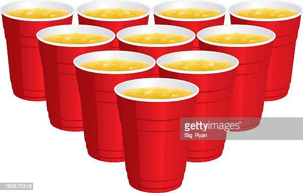 ビールの pong