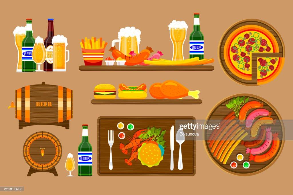 Beer set 1