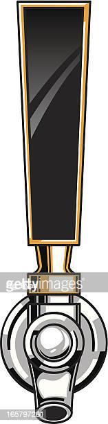 ビールタップ - ビールサーバー点のイラスト素材/クリップアート素材/マンガ素材/アイコン素材