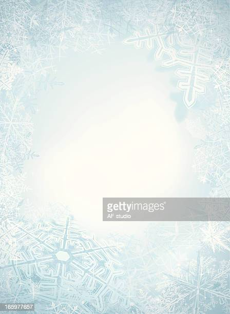 behind winter window - frost stock illustrations, clip art, cartoons, & icons