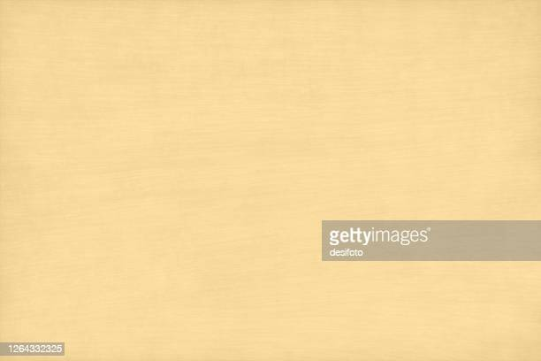 illustrazioni stock, clip art, cartoni animati e icone di tendenza di sfondi vettoriali strutturati in legno di colore beige con un motivo di trama accarezzata dappertutto - color crema