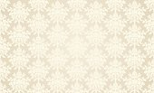 Beige retro wallpaper background.