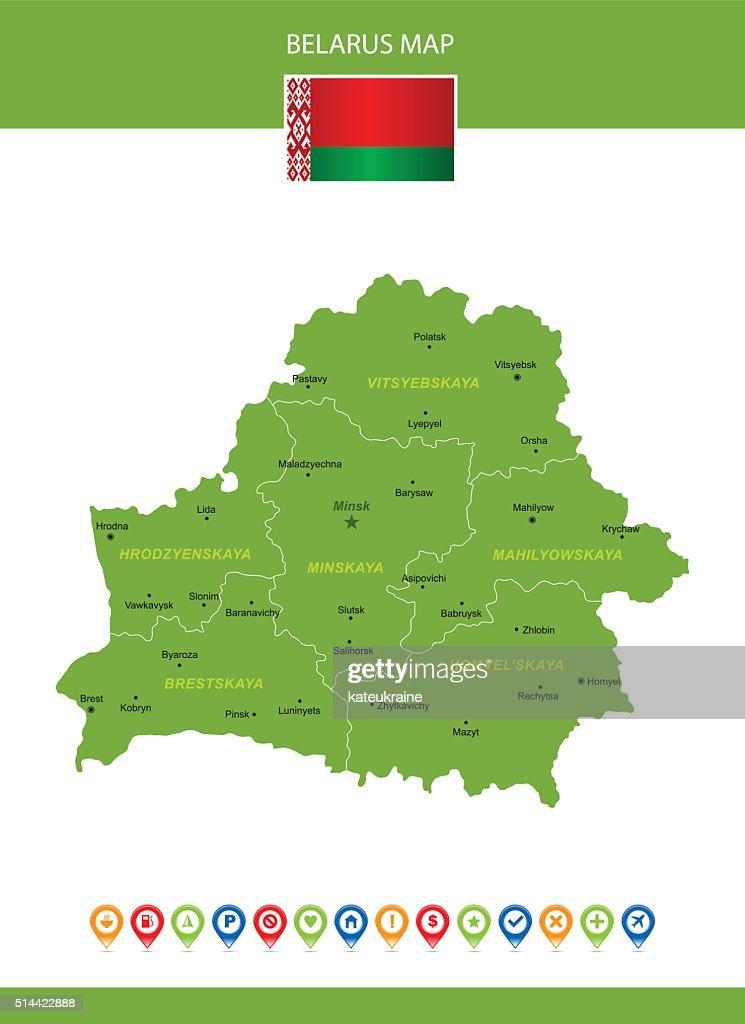 Belarus Green Map