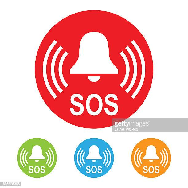 SOS Bell Icon