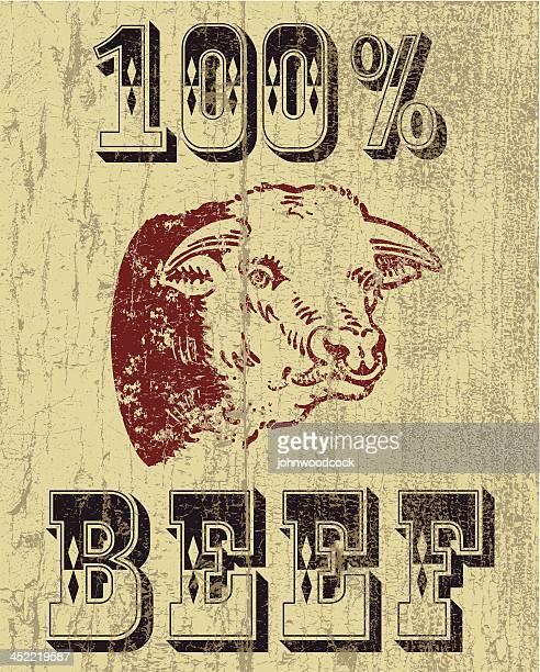 illustrations, cliparts, dessins animés et icônes de meilleure viande de bœuf - boucherie