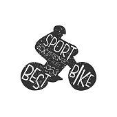 Best Bike Vintage Label