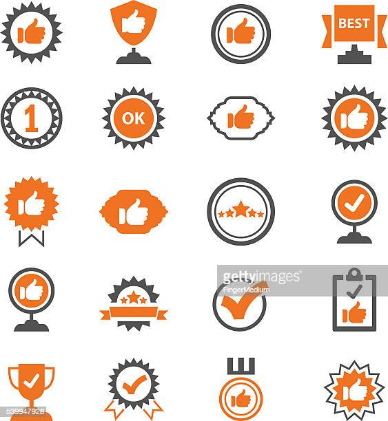 best choice icons - approval stock illustrations, clip art, cartoons, & icons