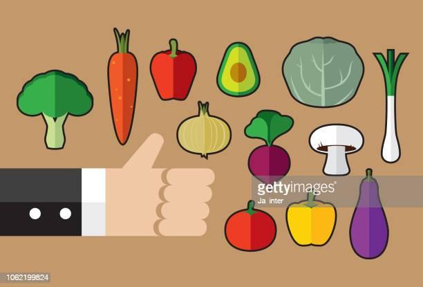 best foods - bell pepper stock illustrations, clip art, cartoons, & icons