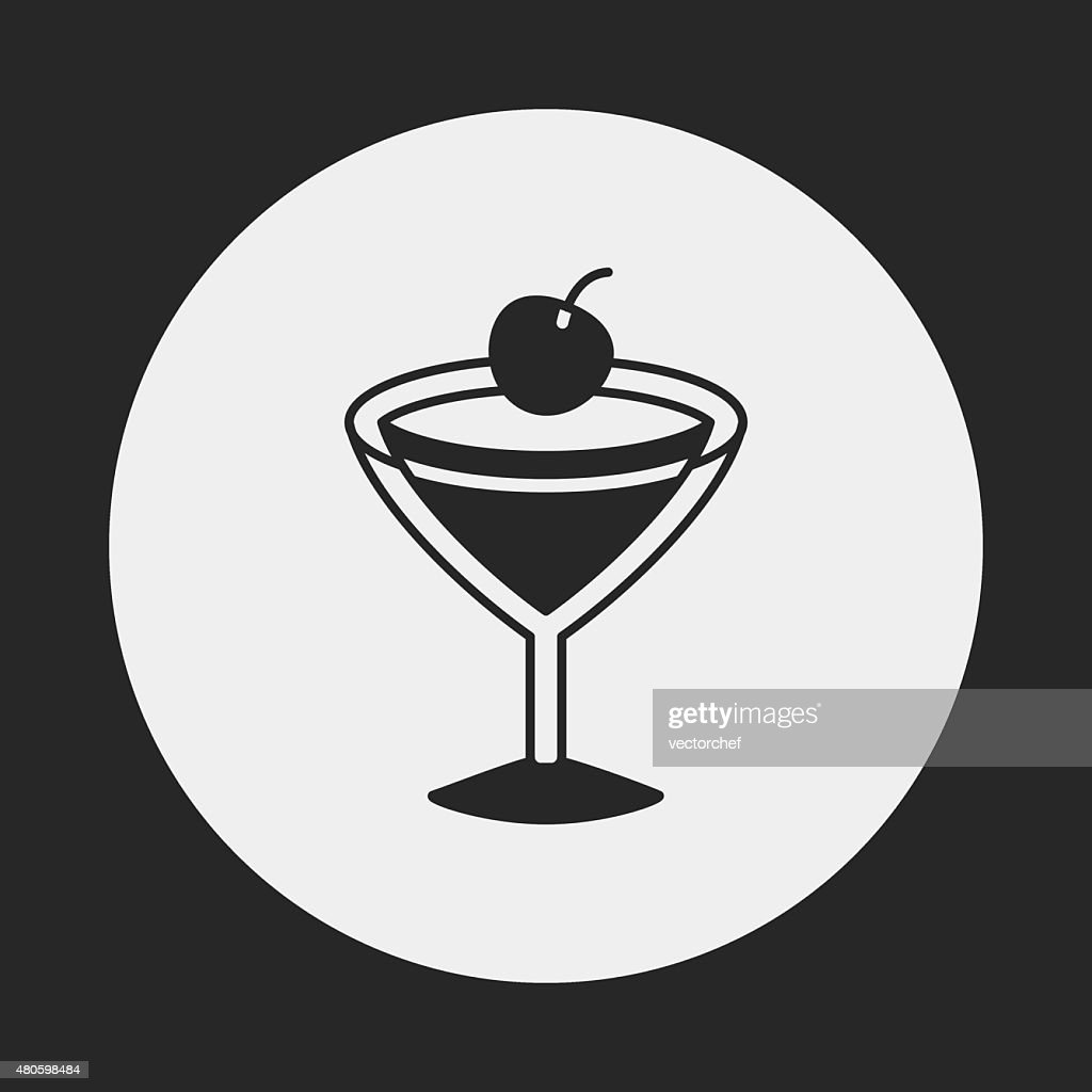 beverage icon : Vector Art