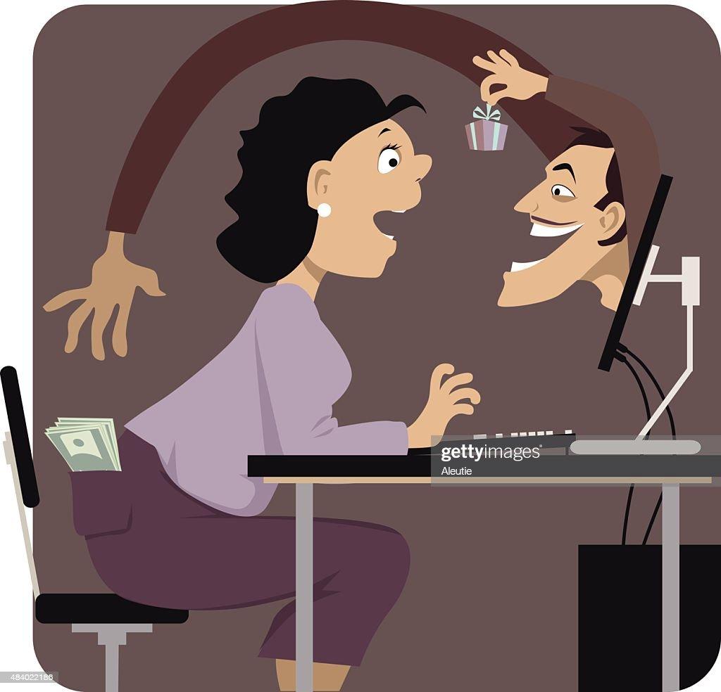 Beware of online scames