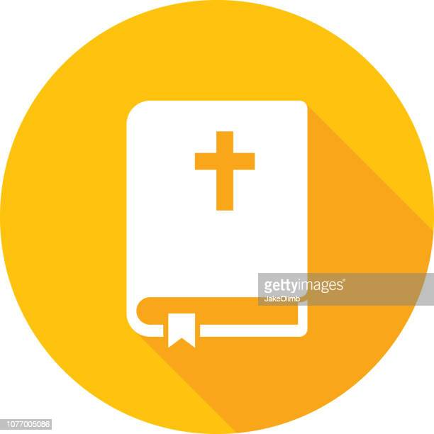 Bible Icon Silhouette