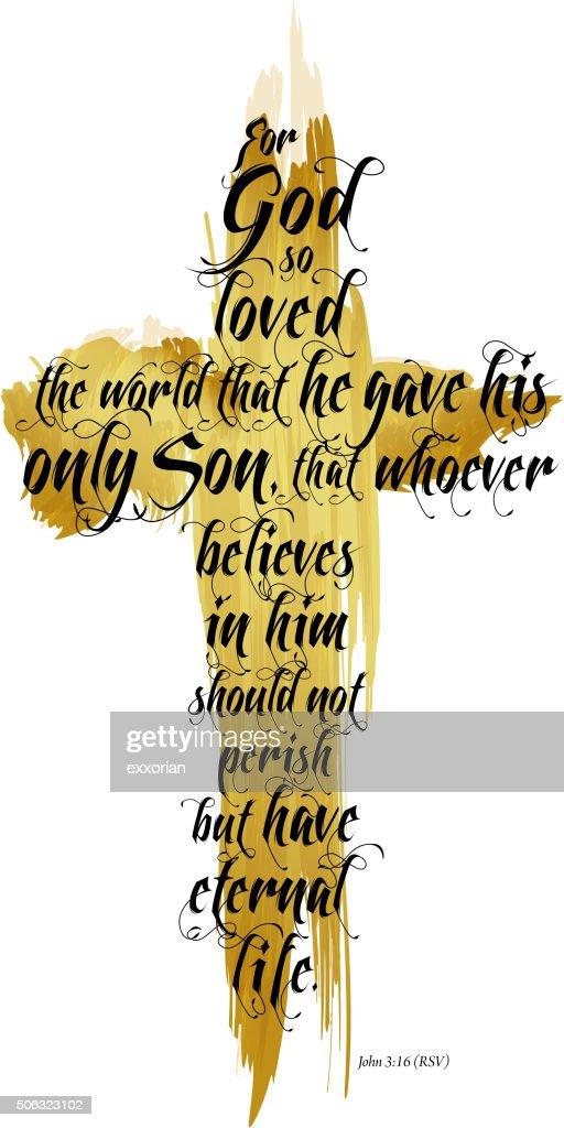 Bible John 3-16 RSV