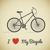 Bicycle ant text