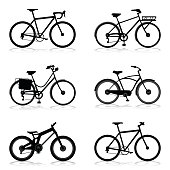 Bicycle different style