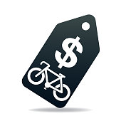 bicycle price tag