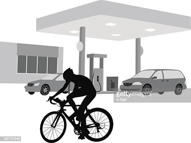 nGasoline de Bicicleta