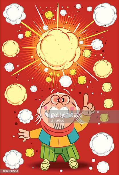 Big bang and god particle