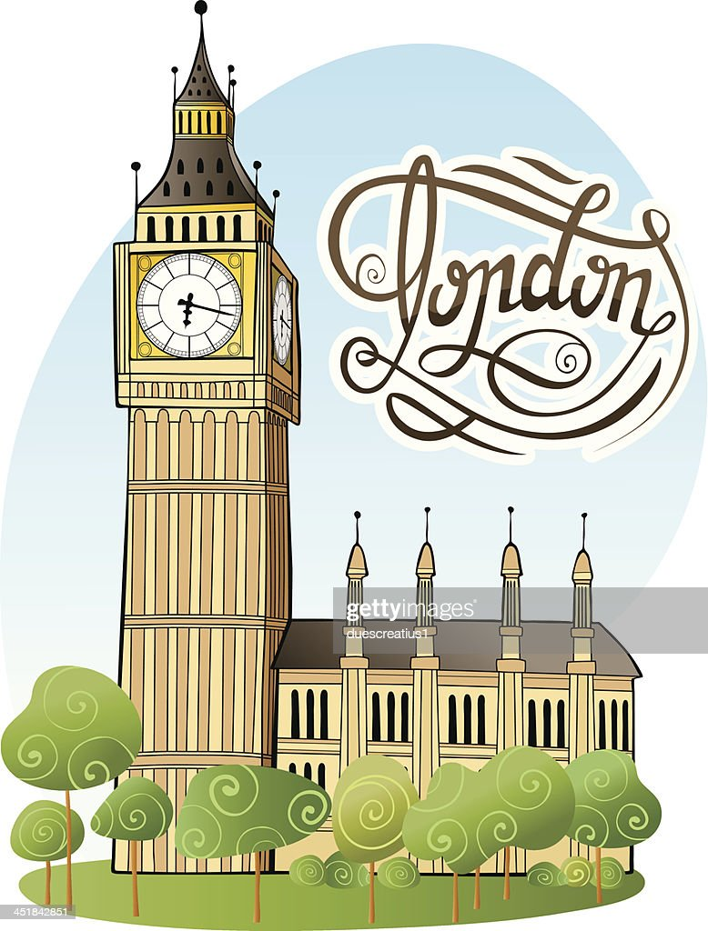 clipart big ben london - photo #3