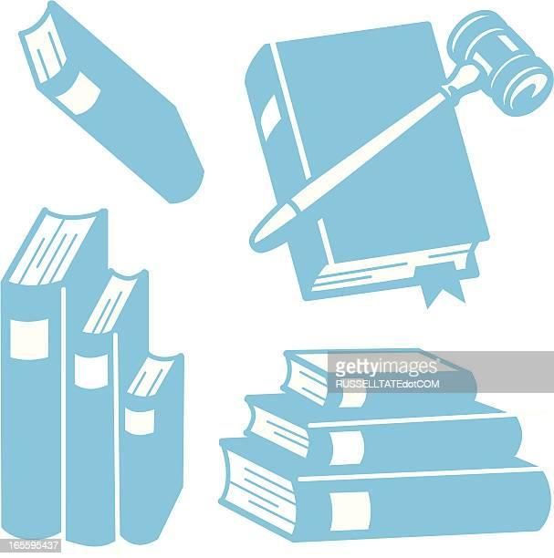 Big Blue Books