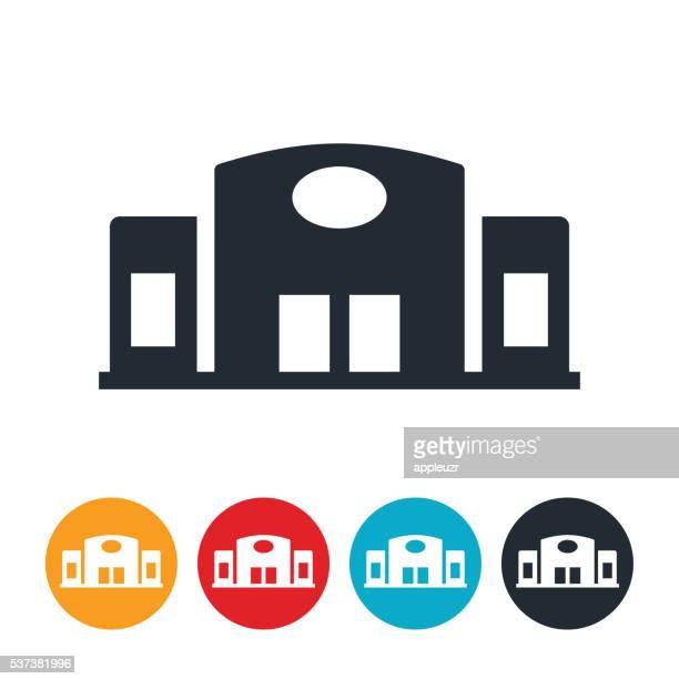 Big Box Store Icon