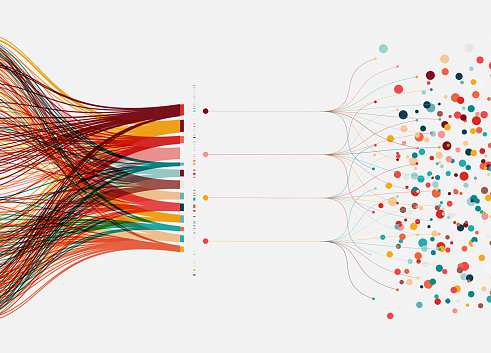 big data concept background - gettyimageskorea