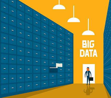 Big Data - gettyimageskorea