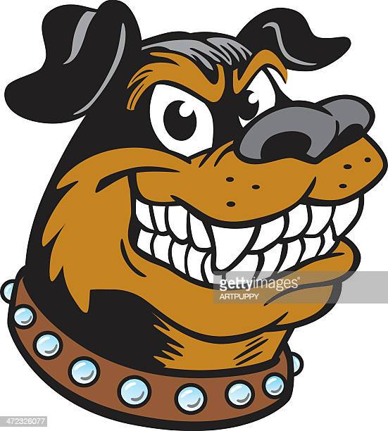 Big Dog Smiling
