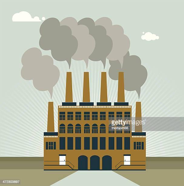 Big factory