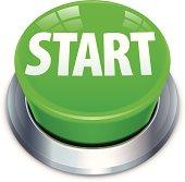 Big Green Start Button