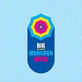 big monsoon offer banner