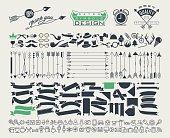 Big object symbols for all design.