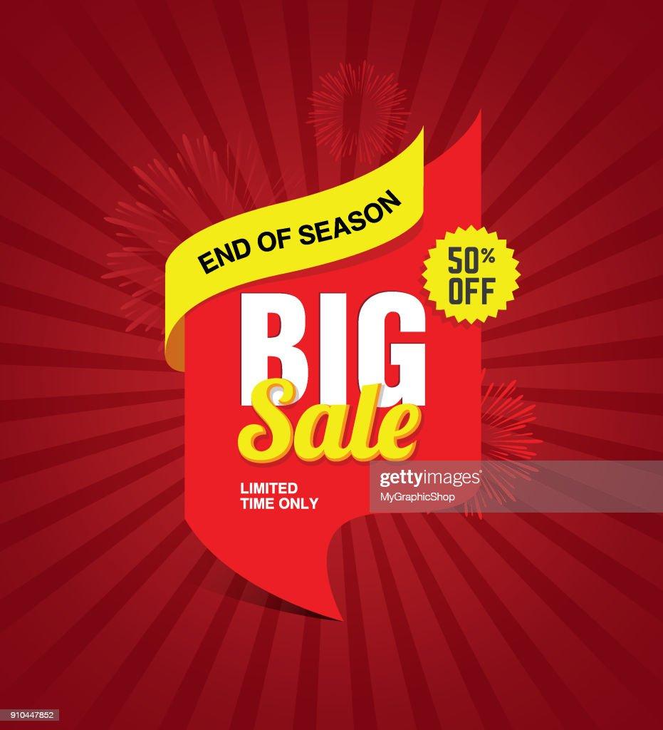 Big Sale Festival Banner