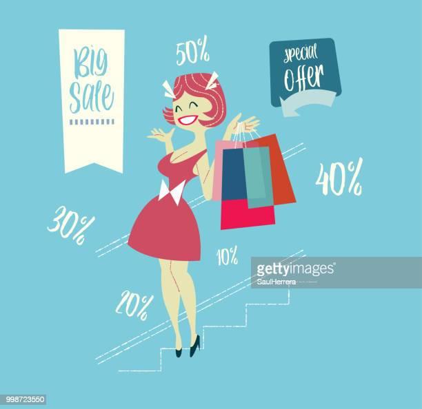 Gran venta mujeres