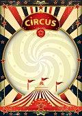 big top sunbeams circus poster