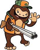 Bigfoot Hunter