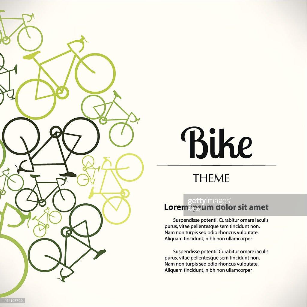 BikeTheme Print