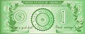 Bill of american Save Money Dollar