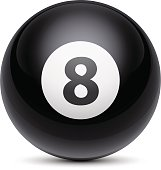 Billiard Ball Number Eight